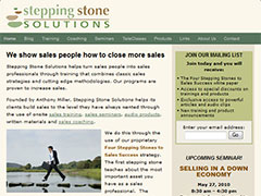 Stepping Stone Solutions